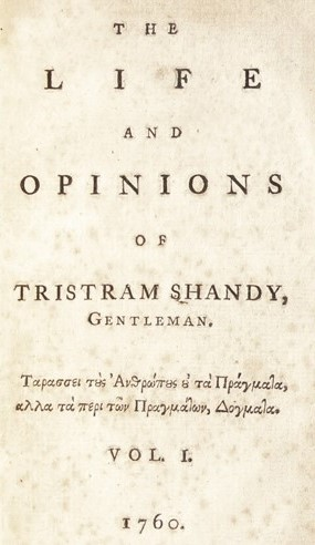 Conception - Tristram Shandy