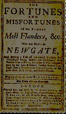 Forty-Two Year Old: Moll Flanders